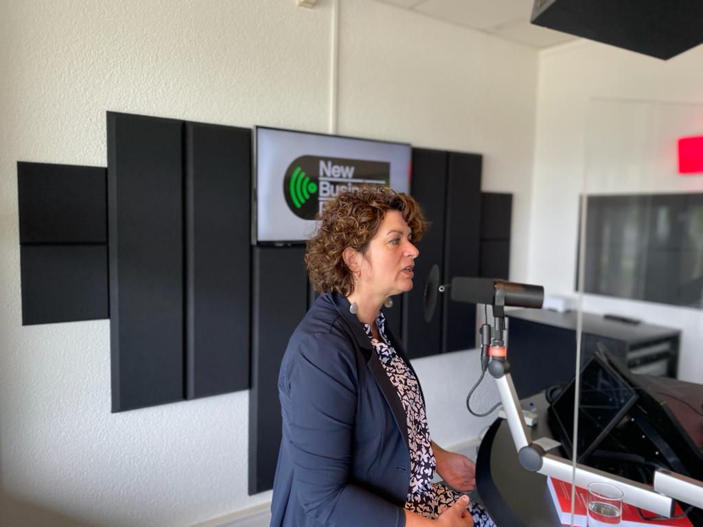 Annemiek Douw bij New Business Radio