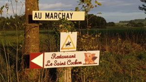 Au Marchay