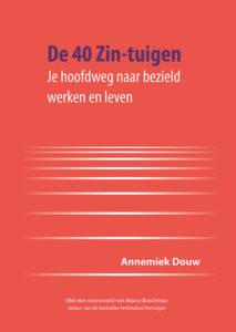 boek cover De 40 Zin-tuigen