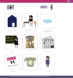 Mijn vernieuwde Engelse website annemiekdouw.com staat online!